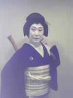 「成駒家歌舞伎賑」 女伊達…友右衛門