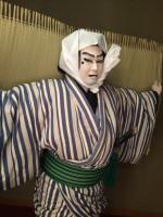 「双蝶々曲輪日記 引窓」 濡髪長五郎…廣太郎